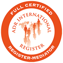 ADR full certified register-mediator